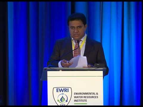 Minister KTR speech at World Environmental & Water Resources Congress