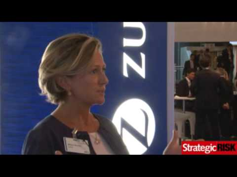 StrategicRISK interviews Zurich's Anne Charon at the Ferma Forum 2013