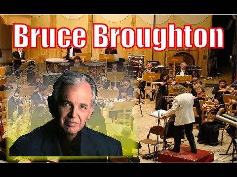 Composer Bruce Broughton - His Journey