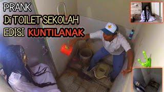 Prank Kuntilanak Terlucu Di Toilet Sekolah Lagi Kenching