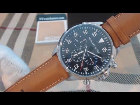 Women's Michael Kors Sawyer Chronograph Glitz Watch MK2443