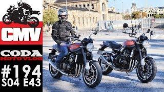 CMV#194: Barcelona i okolice na Z900RS - CODA MV