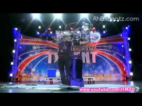 Bubble Show - Australia's Got Talent 2011 Audition - FULL - Dr Froth (Bubbleologist) - YouTube