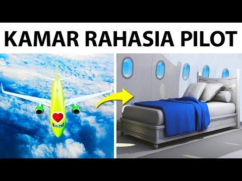 tempat-rahasia-pilot-tidur-saat-terbang