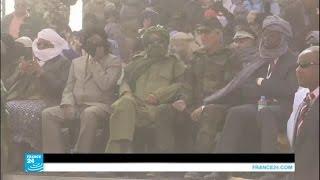 زعيم جبهة البوليساريو يترك خلفه نزاع الصحراء الغربية