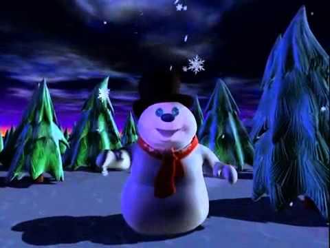 santa vs the snowman part 1 youtube - Snowman Santa