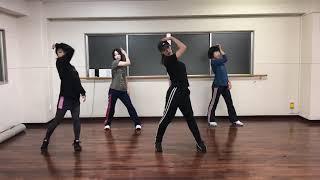 仙台ダンススクールルーチェ 金曜日 K-POPクラス http://lucedance-send...