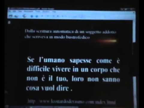Corrado Malanga   2009 02 21   Roma   La verità sui Rapimenti Alieni