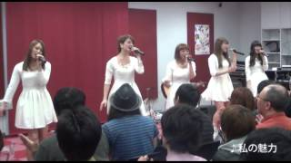 THE ポッシボー「私の魅力」 AcousticLiveAct10より