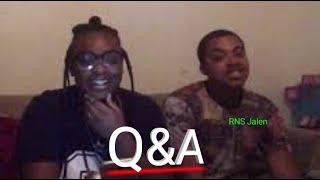 Q&A ft RNS jalen
