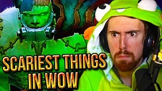 "Asmongold Reacts To The ""Top 10 Scariest Things in World of Warcraft"" By MadSeasonShow"