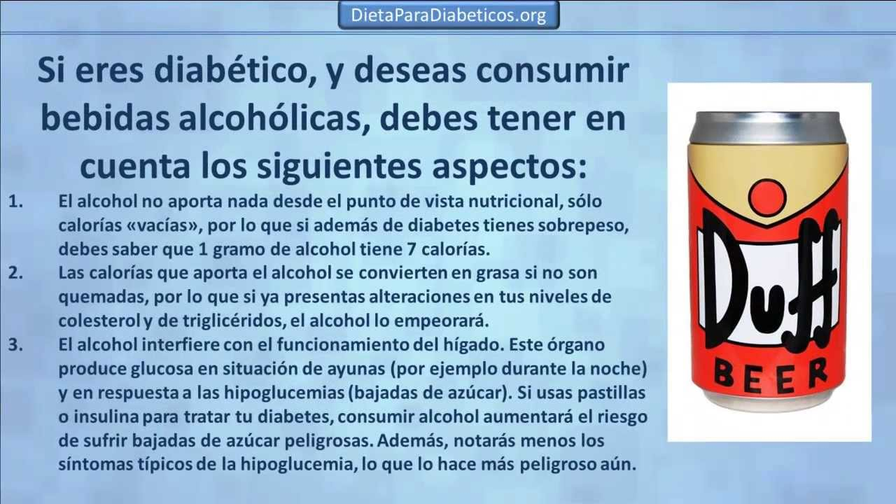¿Puedes beber alcohol con diabetes tipo 2?