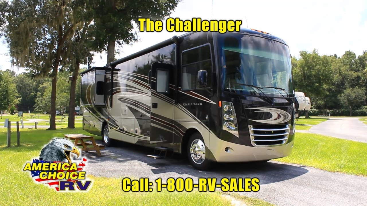 2014 thor challenger 37lx class a gas ford motorhome rv at america choice rv youtube