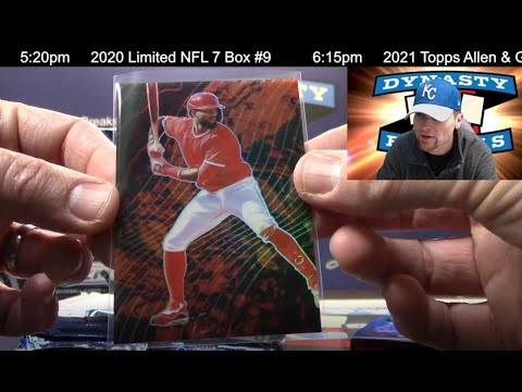 2021 Prizm Baseball Card 4 Box Partial Case Break #4   Sports Cards