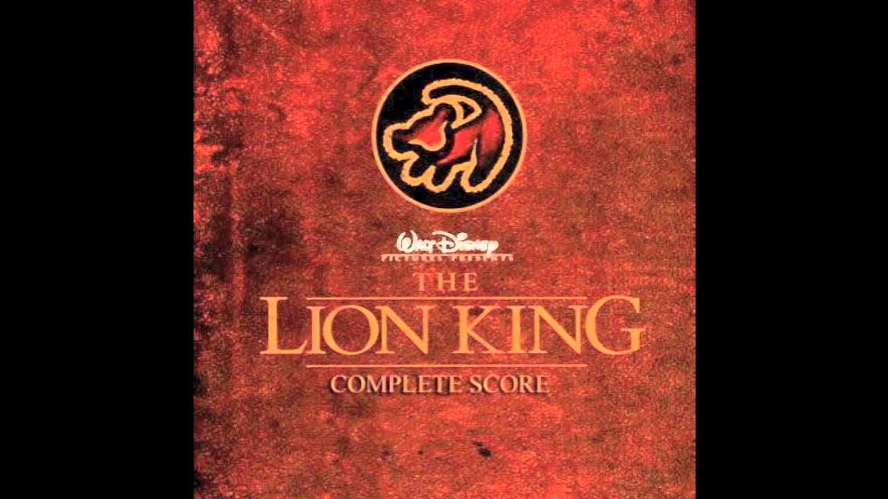 Lion King Complete Score 06 Kings Of The Past Hans