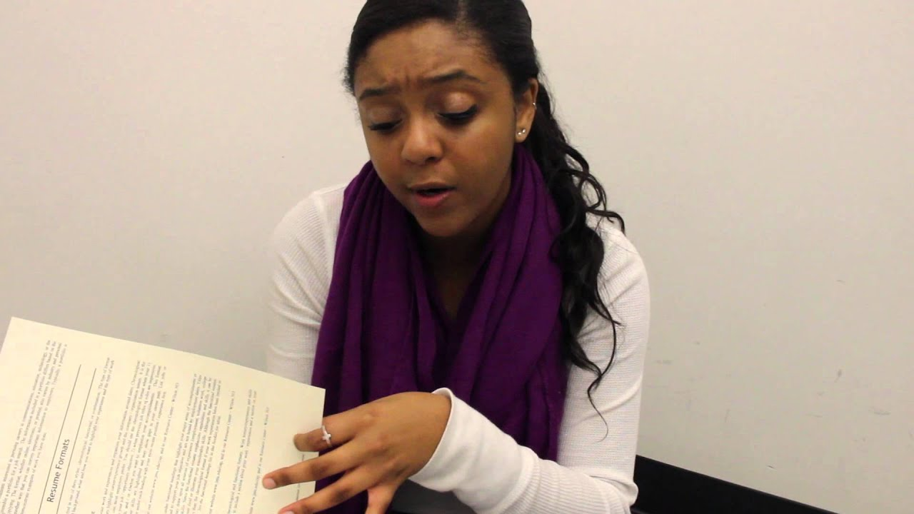 search diaries working on my resume jmu cap