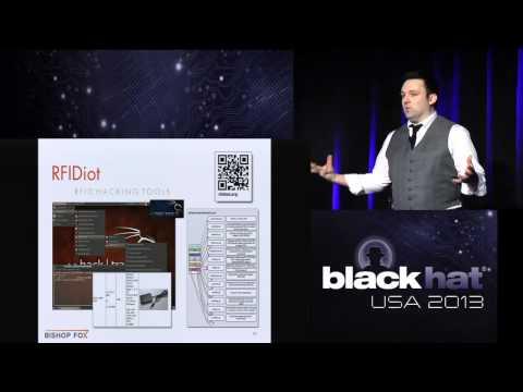 Black Hat 2013 - RFID Hacking: Live Free or RFID Hard