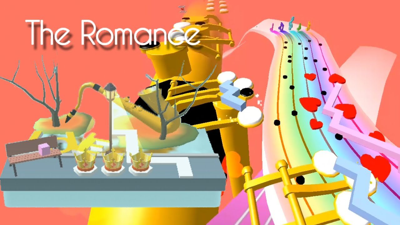 Download Dancing Line - The Romance