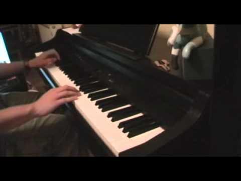 Naruto - Hokages Funeral -  Piano
