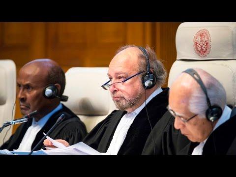 Международный суд ООН Википедия