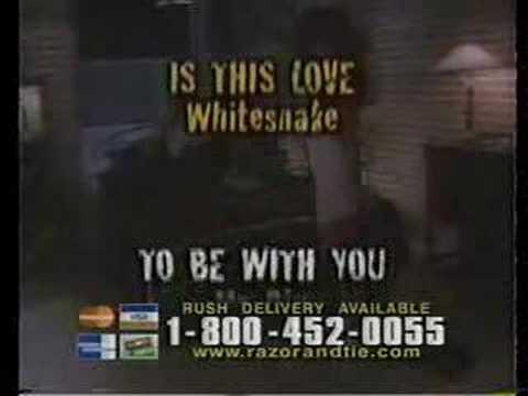 Monster Ballads commercial