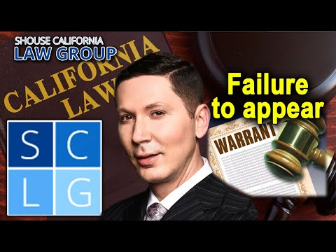 "How do I clear a ""failure to appear"" and avoid jail?"