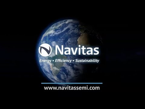 Navitas Semiconductor, the Industry Leader in Gallium Nitride (GaN) Power ICs, to Go Public at an Enterprise Value of $1.04 Billion via Live Oak II SPAC Business Combination