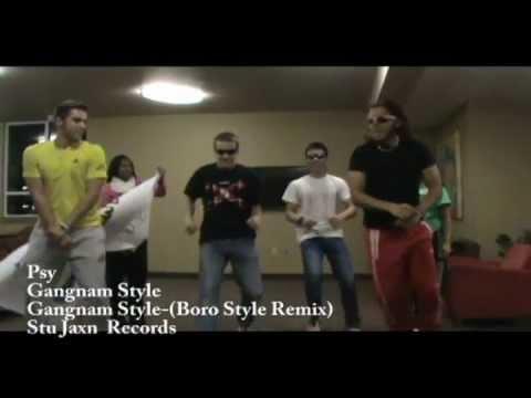 Gangnam Style (Edinboro University)