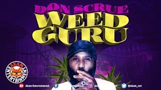 Don Scrue - Weed Guru [Money Bank Riddim] July 2018