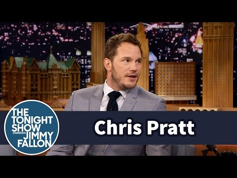 Chris Pratt's Son Thinks His Dad Is a Firefighter