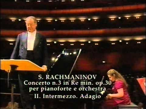 Lilya Zilberstein - Rachmaninov Piano Concerto No. 3