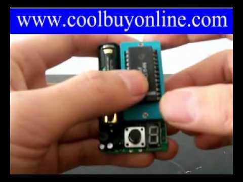 ic led optocoupler lm399 dip chip tester meter