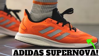 Budget adidas Running Sneaker Any Good? Supernova Review + On Feet!