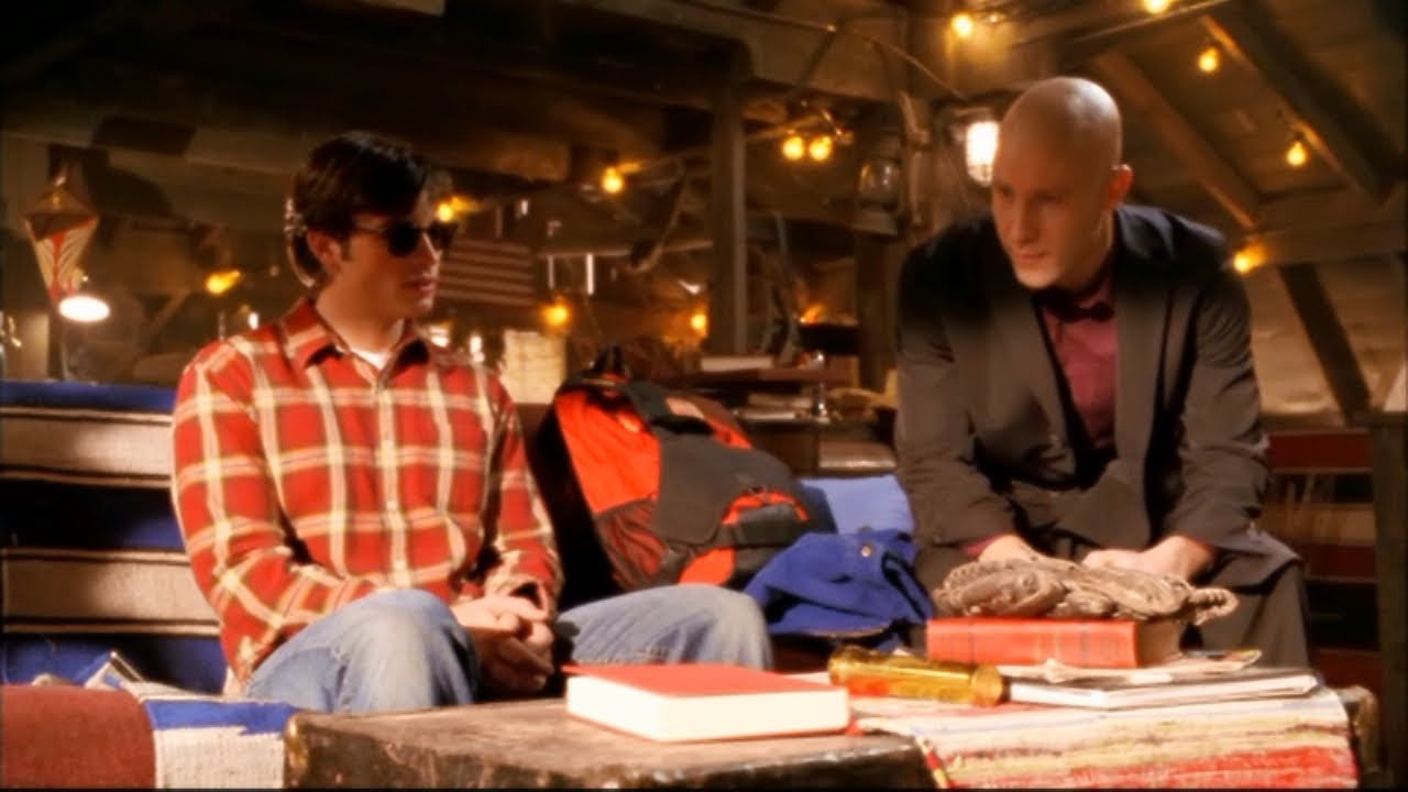 """Download Clark Kent and Lex Luthor's """"Friendship"""" Moments -- (Smallville - S2-3; E10)"""