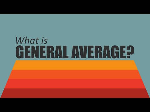 What Is General Average?