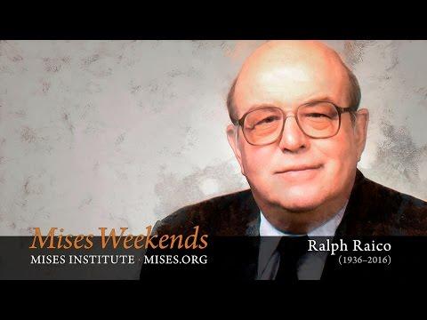 Ralph Raico: Liberalism Defined