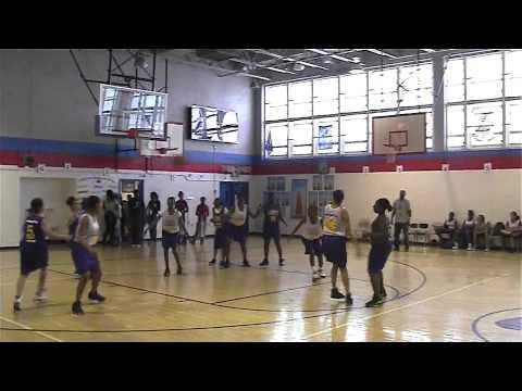Boys Girls Basketball Ebbets Field Middle School