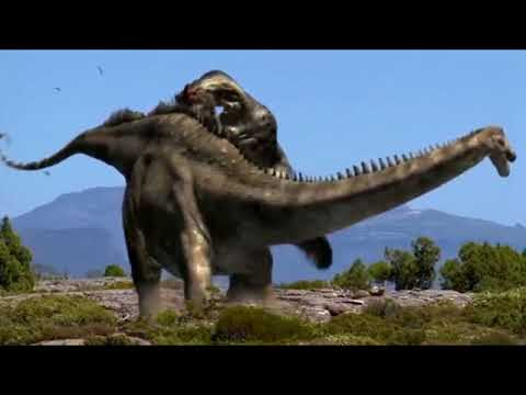 Live Like a Warrior Walking with Dinosaurs