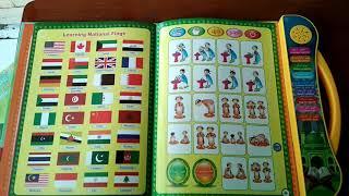 Ebook muslim kids 3 bahasa Indonesia, Inggris, arab