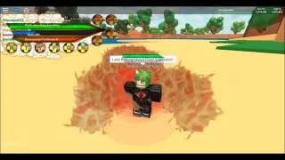 """Roblox: """"Naruto"""" All ForceAxis947's Attacks!"""