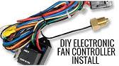 Hayden Electric Fan Wiring Diagram on
