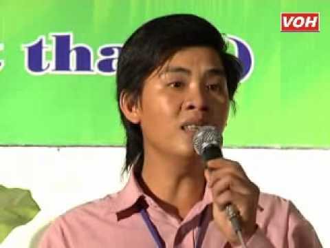 VOH Media   Thí sinh  Nguyễn Văn Tý SBD  069 Nam ai 8 câu   Giây phút ngậm ngùi câu 5, 6 Sáng tác  Viễn Châu   25 08 2012