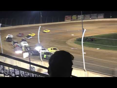 Lawrenceburg Speedway Hornet Feature (8/4/2018)