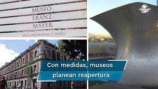 Recintos de la Alianza de Museos Autónomos y Mixtos abrirán con estrictos protocolos que definieron durante los meses de la pandemia