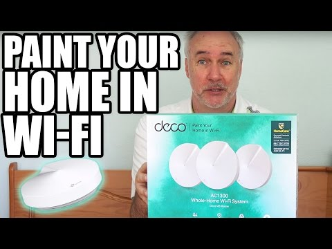 Deco M5 Mesh Router Review- Whole Home Wi-Fi | EpicReviewGuys CC