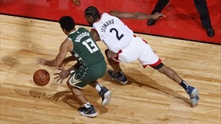Kawhi Takes Over 2OT! Giannis 12 Points Game 3! 2019 NBA Playoffs