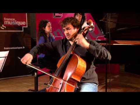 Ernest Bloch : Nocturne n°2 par le Trio Karenine