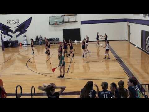 Four Points Middle School Volleyball Tournament (2)