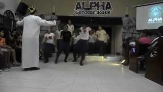 Grupo Alpha - Eu corro para Ti (Paulo César Baruk)