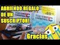 HERMOSO REGALO! - Suscriptor - Coleccion TC - TOMO 1 - Chevrolet Chevy - UNBOXING